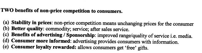 non price competition definition